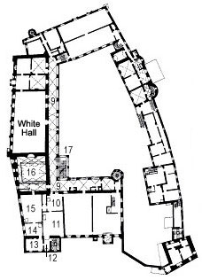 Picture: Plan of the first floor